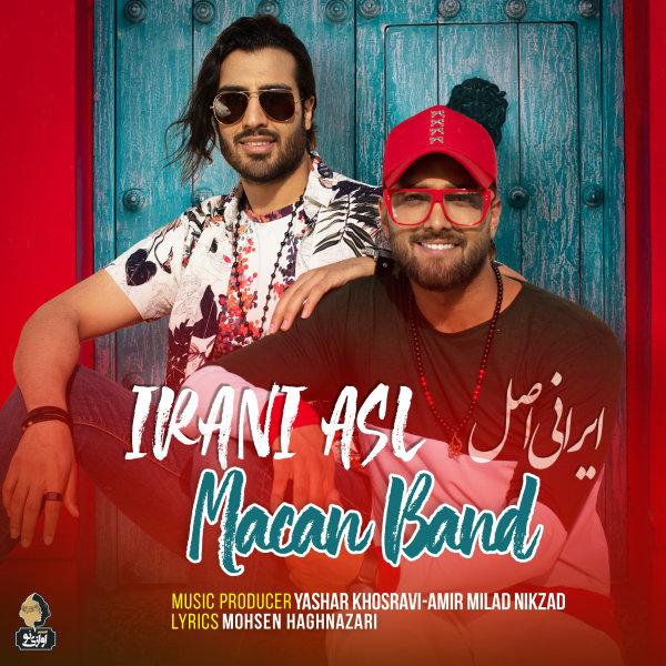 Macan Band - Irani Asl