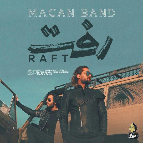 Macan Band - 'Raft'