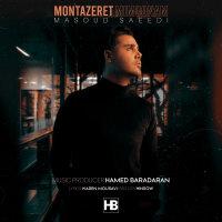Masoud Saeedi - 'Montazeret Mimoonam'