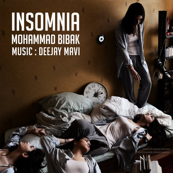 Mohammad Bibak - Insomnia