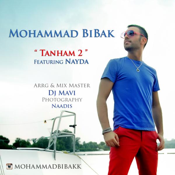 Mohammad BiBak - Tanham 2 (Ft Nayda)