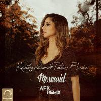 Morvarid - 'Khaterehamo Pas Bede (AFX Remix)'