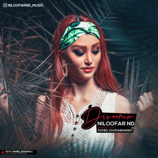 Niloofar Nd - 'Divoonam'