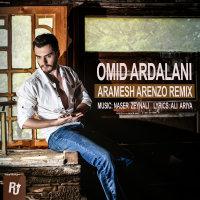 Omid Ardalani - 'Aramesh (Arenzo Remix)'