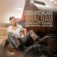 Omid Ardalani - 'Ghalbam (Remix)'