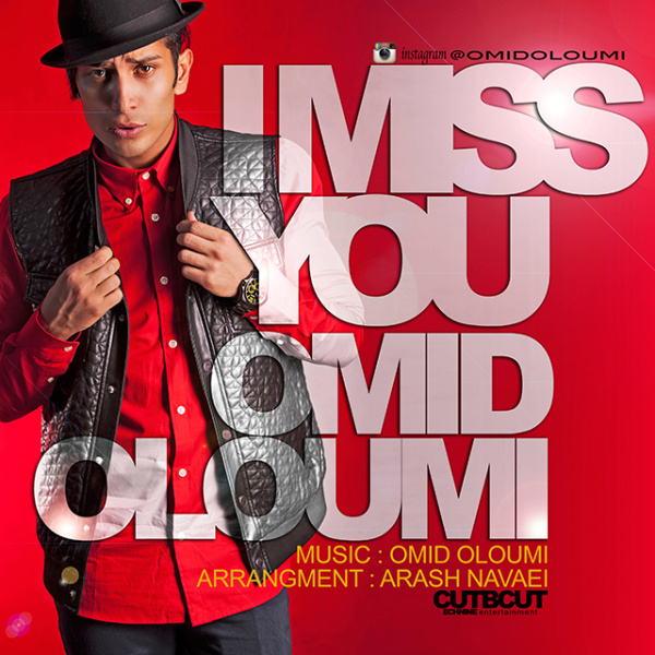 Omid Oloumi - 'I Miss You'