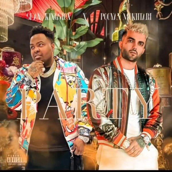 Pooyan Mokhtari - Party (Ft Sean Kingston)