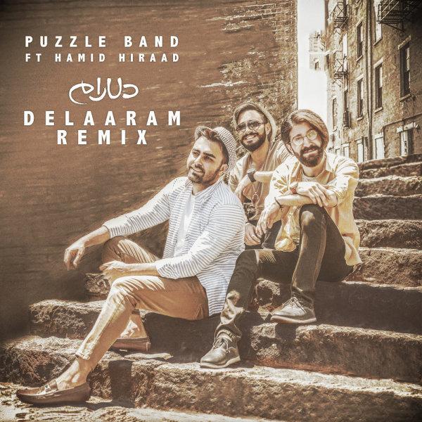 Puzzle - 'Delaaram (Ft Hamid Hiraad) Remix'