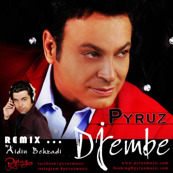 Pyruz - 'Djembe (Remix)'