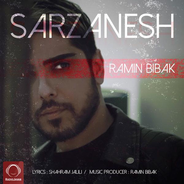 Ramin Bibak - 'Sarzanesh'