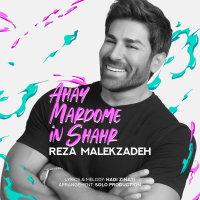 Reza Malekzadeh - 'Ahay Mardome In Shahr'