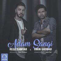 Reza Ramyar & Amin GH - 'Adam Sangi'