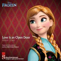 Samin Mozafari - 'Dare Eshgh Baz Ast (Frozen)'