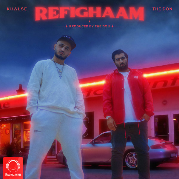 Sepehr Khalse - 'Refighaam (Ft The Don)'
