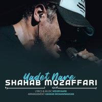 Shahab Mozaffari - 'Yadet Nare'