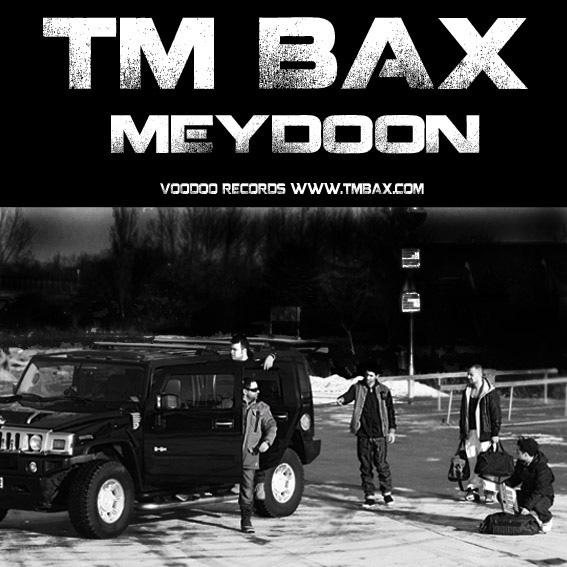 TM Bax - 'Meydoon'