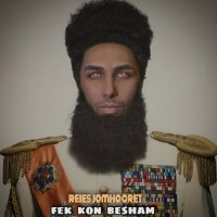 Yaser Binam - 'Fek Kon Besham Reies Jomhooret'