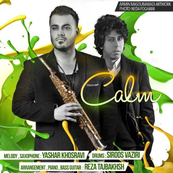 Yashar Khosravi - Calm