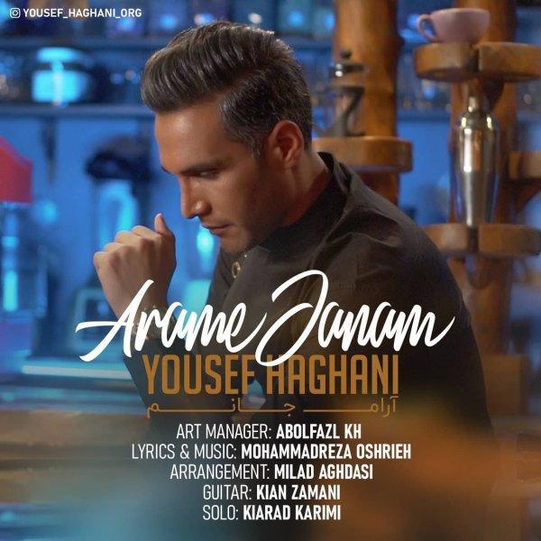 Yousef Haghani - Arame Janam Song'