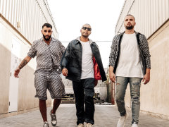 Arash, Samra, & Topic42 - Boro Boro