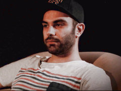 Mohammad Bibak - 'Interview'