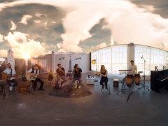 Kamran & Hooman - 'Begoo Mano Kam Dari (Unplugged 360)'