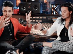 Kamran & Hooman - In The Studio