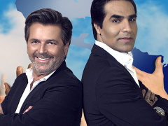 Omid & Thomas Anders Modern Talking - 'We Are One (Making Of)'