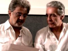 Dariush & Faramarz Aslani - Concert Rehearsal