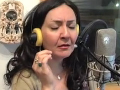 Mahsa Vahdat & Mighty Sam McClain - 'Silent Song'
