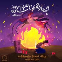 DJ Taba - '4-Shanbe Soori Mix 1400'