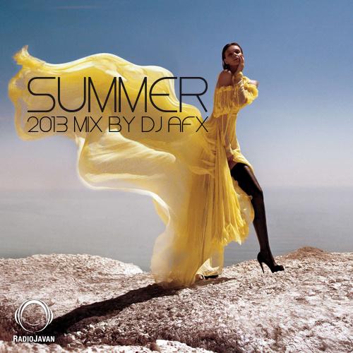 AFX - 'Summer Mix 2013'
