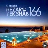 DJ Delbar - 'Hezaro Yek Shab 166'