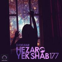 DJ Delbar - 'Hezaro Yek Shab 177'