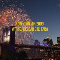 New Year Mix 2009 - 'DJ Delbar & DJ Taba'