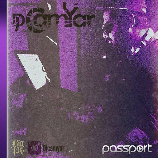 DJ Camyar - 'Passport 34'