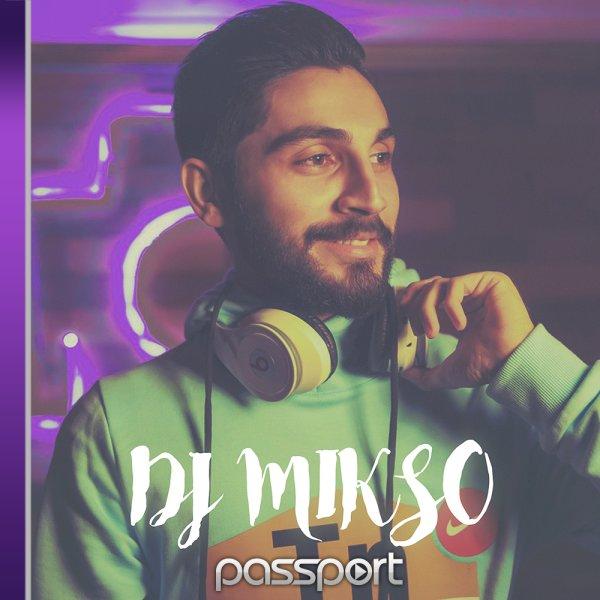 DJ Mikso - 'Passport 70'