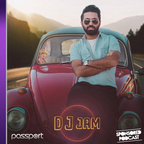 DJ Jam - 'Passport 86'
