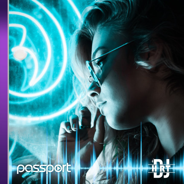 DJ HRT - 'Passport 88'