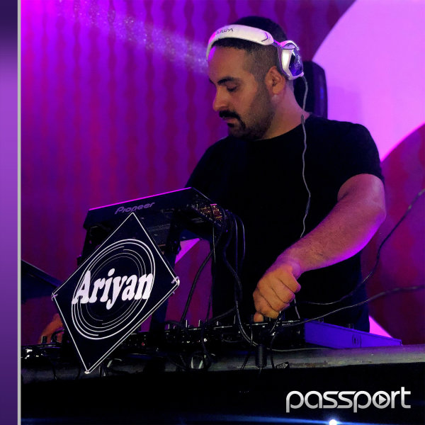 Passport - 'DJ Ariyan'