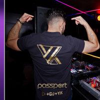 Passport - 'DJ YK'
