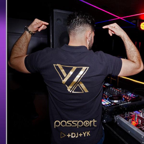 DJ YK - 'Passport 99'