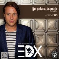 EDX - 'Playback 33'