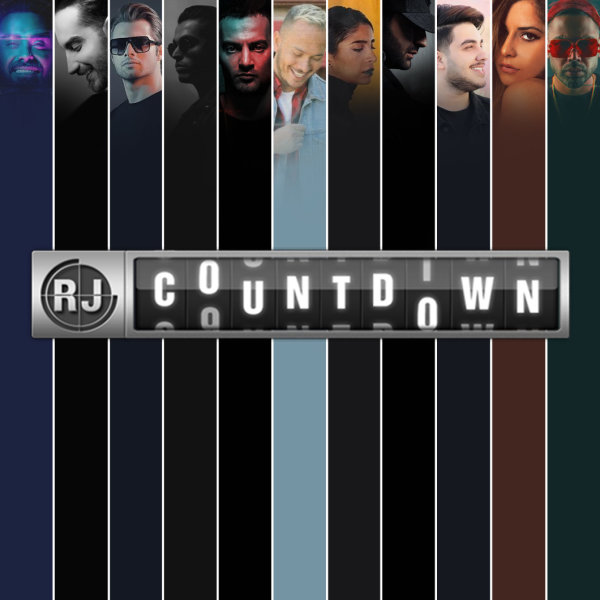 RJ Countdown - 'Top Songs EP 96'