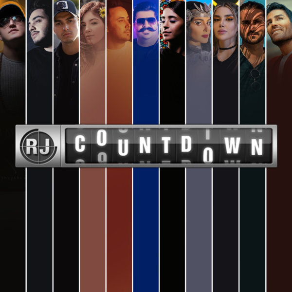 RJ Countdown - 'Top Songs EP 118'