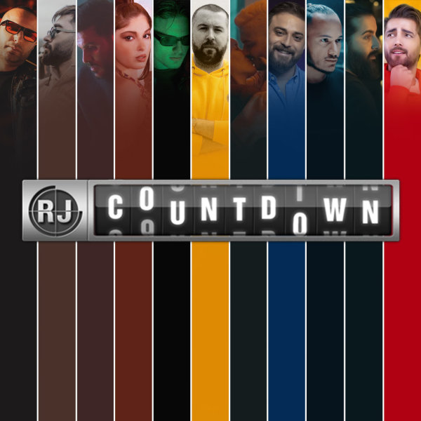RJ Countdown - 'EP 122 - April 2021'