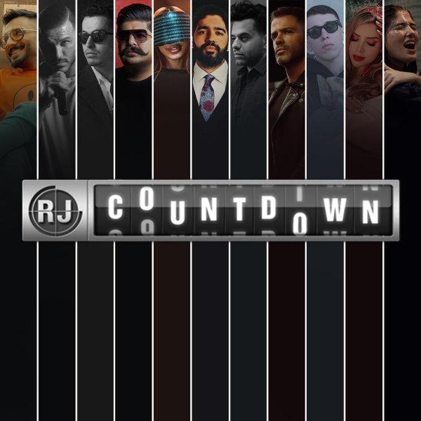 RJ Countdown - 'EP 127 - September 2021'