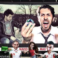 Max Amini & Navid Rasti - 'Sedaye Iranican'