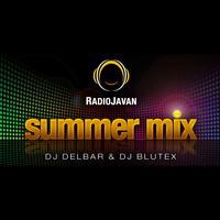 DJ Delbar & DJ Blutex - 'Summer Mix 2010'