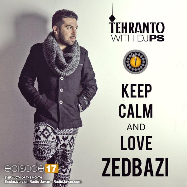 DJ PS - 'Tehranto 17 (Zedbazi Special)'